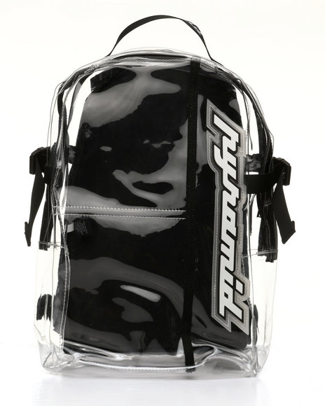 Black Pyramid - BP Clear Backpack (Unisex)