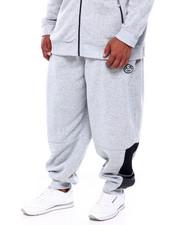 Sweatpants - Double Zipper Pant (B&T)-2396031