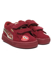 Puma - Sesame Street 50 Suede Statement Sneakers (4-10)-2396778
