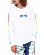 Shirts - Ls Checkerboard Tee-2397306