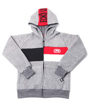 Hoodies - Regular Fleece Hoodie (8-20)-2397868