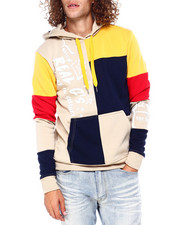 SWITCH - Colorblock hoodie-2397176