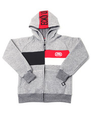 Hoodies - Regular Fleece Hoodie (4-7)-2397872