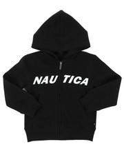 Nautica - Donovan Logo Hoodie (4-7)-2397965