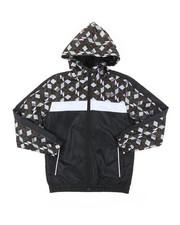 Activewear - Nylon Windbreaker Jacket (8-20)-2397948
