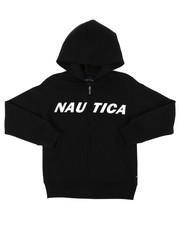 Nautica - Donovan Logo Hoodie (8-20)-2398003