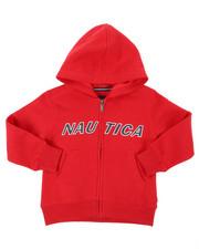 Nautica - Donovan Logo Hoodie (4-7)-2397989