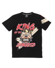 Tops - King Of The Street Tee (8-20)-2398346