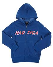Nautica - Donovan Logo Hoodie (8-20)-2398022
