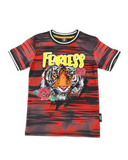 Boys - Sublimation Tee W/ Chenille Patch (8-20)-2398361