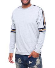 Shirts - DUKE LS CREWNECK TEE-2398725