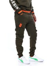 Buyers Picks - Cargo color Pop sweatpant-2399172