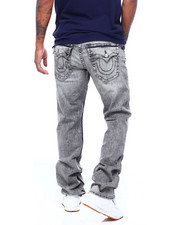 Mens-Fall - RICKY FLAP Jean - Grey Wash-2399218