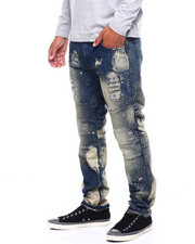 Jeans & Pants - Cloud Wash Moto Jean-2399580