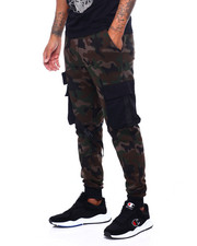 Jeans & Pants - Fleece Cargo Jogger-2399189
