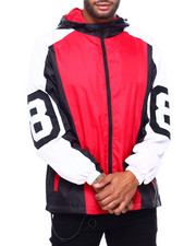 Men - 8 Ball zip up Jacket-2399034