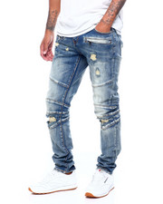 Mens-Fall - Montana Jean In VINTAGE BLUE-2399258