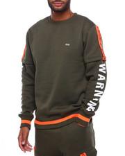Buyers Picks - Warning Crewneck Sweatshirt-2399306