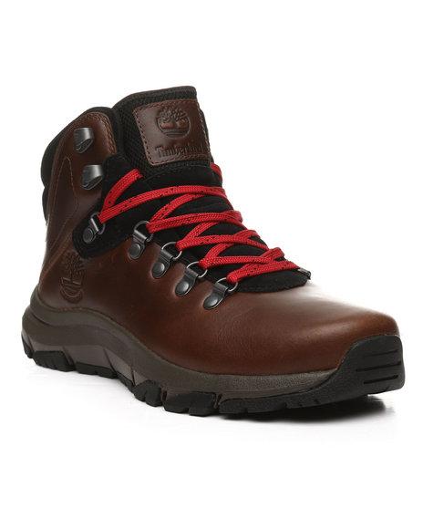 Timberland - Garrison Field Mid Waterproof Hiking Boots