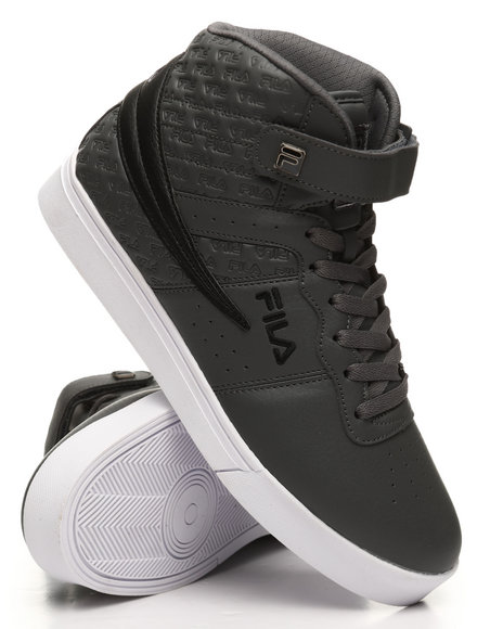 Fila - Vulc 13 Mid Deboss Logos Sneakers