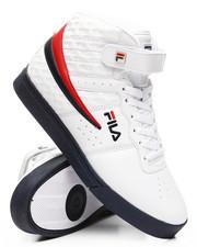 Fila - Vulc 13 Mid Deboss Logos Sneakers-2399895