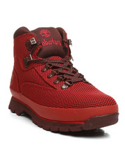 Mens-Fall - Euro Hiker Cordura Fabric Boots-2400120
