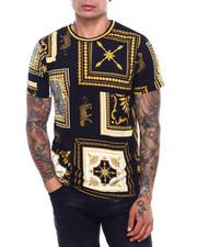Shirts - TIGER AND TILE TEE-2399734