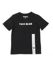 True Religion - True Print Tee W/ Rib Binding (4-7)-2398929