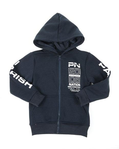 Parish - Fleece Full Zip Hoodie (4-7)