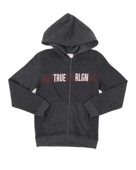True Religion - TR Line Hoodie (8-20)