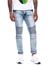 Black Friday Deals - Skinny Fit Moto Jean-2399757