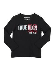 Boys - True City Long Sleeve Tee (4-7)-2398916