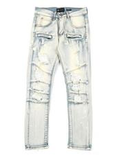 Jeans - Moto Rip & Repair Jeans (8-20)-2399274
