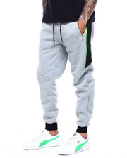 Jeans & Pants - Pipe side panel jogger-2400102