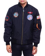 Buyers Picks - Ma-1 Flight Jacket w Patches-2400132