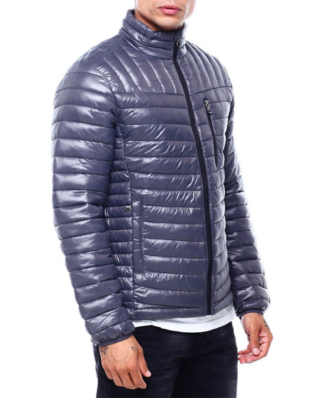 Buyers Picks - CONTRAST TRANISTIONAL PUFFER