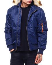 Buyers Picks - Aviator Jacket w Faux Fur Hood-2400196