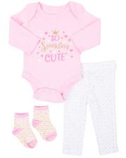 Duck Duck Goose - 3 Piece Knit Set (Infant)-2399607