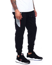 Joggers - Pipe side panel jogger-2400094
