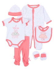 Infant & Newborn - 7 Piece Dream On Gift Set (Infant)-2398837