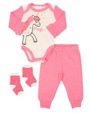 Duck Duck Goose - 3 Piece Knit Set (Infant)-2399603