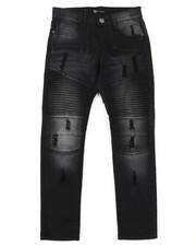 Jeans - Moto Rip & Repair Jeans (8-20)-2399312