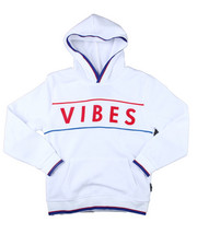Brooklyn Cloth - Vibes Piped PO Hoodie (8-20)-2398482