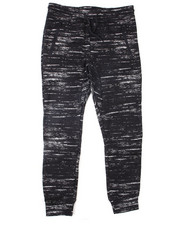 Brooklyn Cloth - Streaky Print FT Jogger (8-20)-2398492
