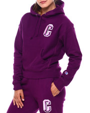 "Champion - Reverse Weave Pullover Hood-Floss Stitch ""C""-2400447"