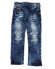 Boys - Fashion Denim Jeans (4-7)-2400548