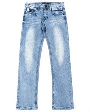 Boys - Core Denim Jeans (8-18)-2400652