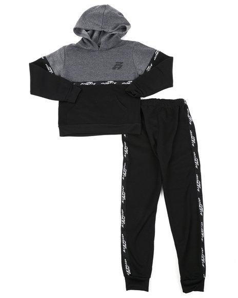 Arcade Styles - 2pc Pullover & Pants Set (8-18)
