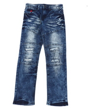 Boys - Fashion Denim Jeans (8-18)-2400553