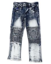 Rocawear - Fashion Moto Denim Jeans (4-7)-2400623